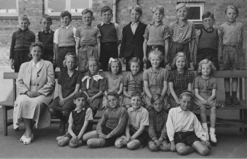 3. klasse 1949