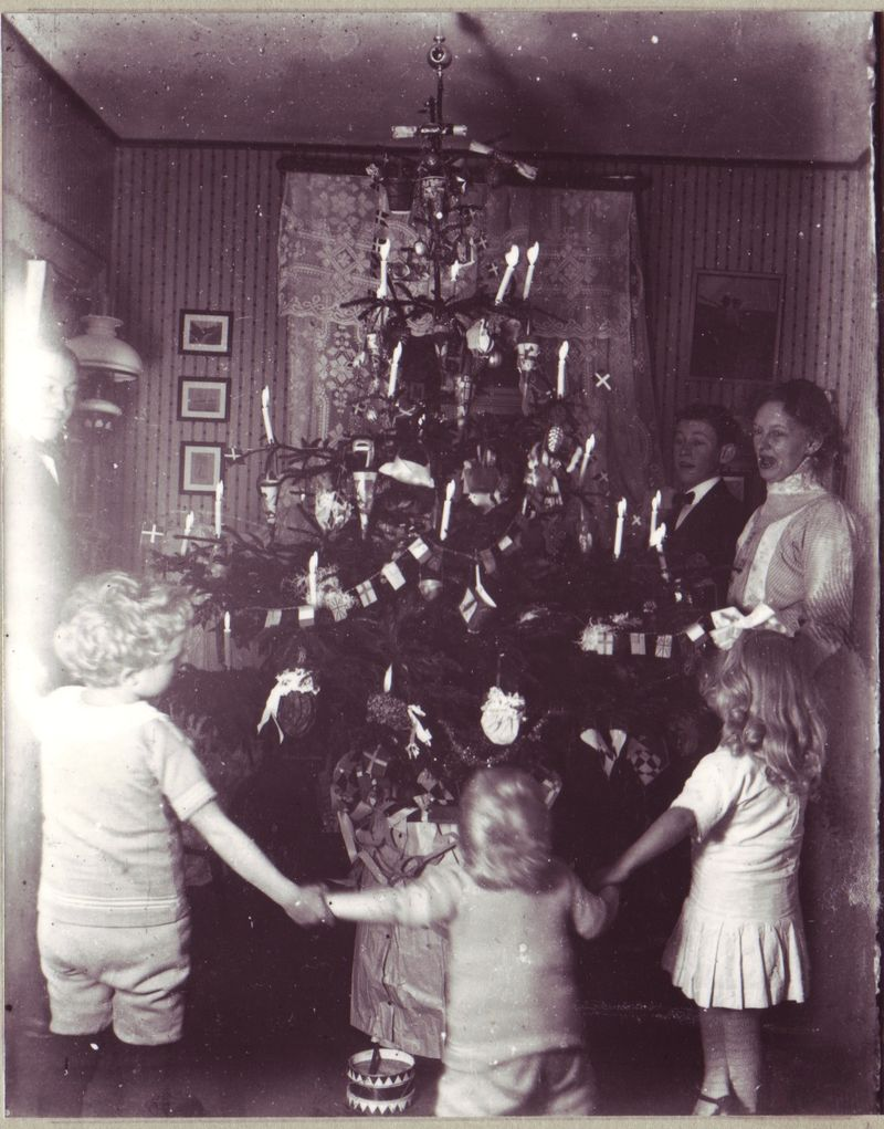 Dans om juletræet