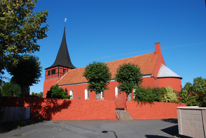 Kirke Svaneke 1370