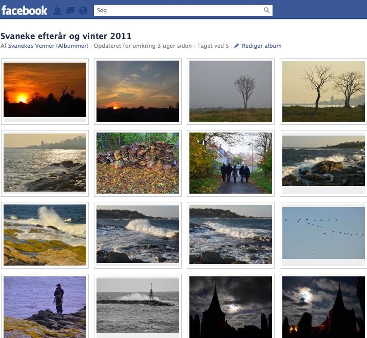 FB Efteraar vinter 2011