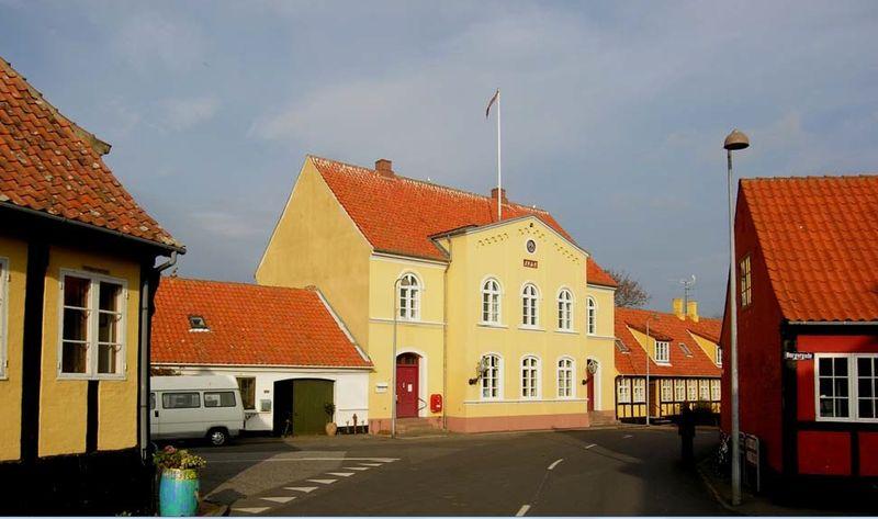 Svaneke Rådhus
