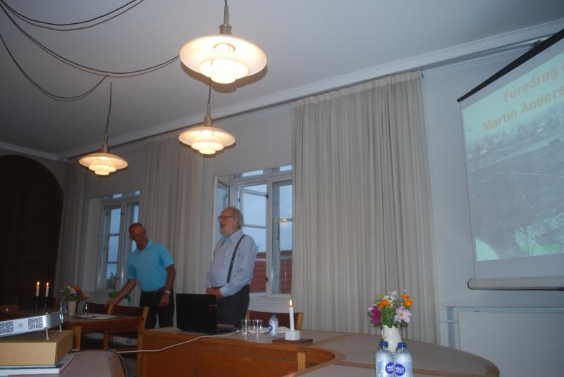 Erik Gornitzka foredrag om Martin Andersen Nexø DSC_0359