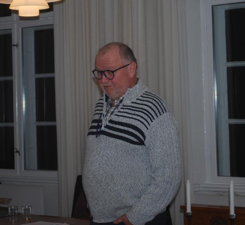 Underholder  Jens Ole Fassel  Naturvejleder