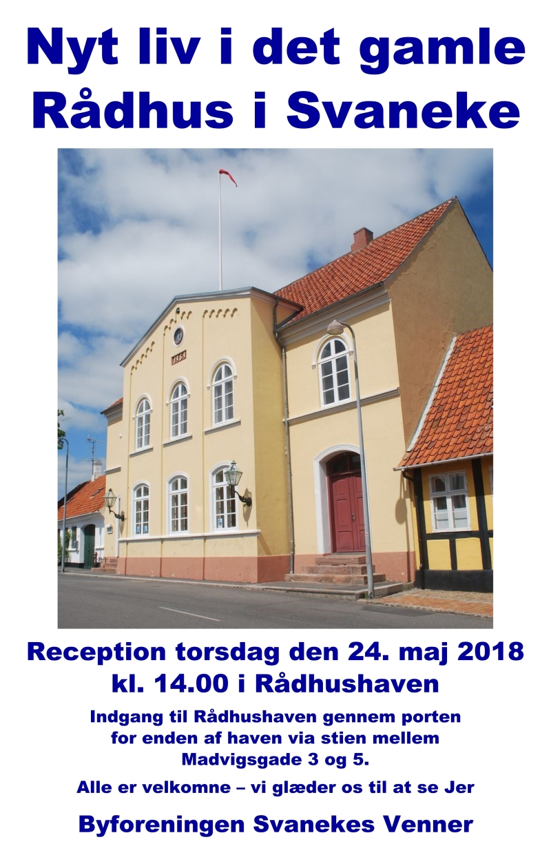 Plakat til reception_blog
