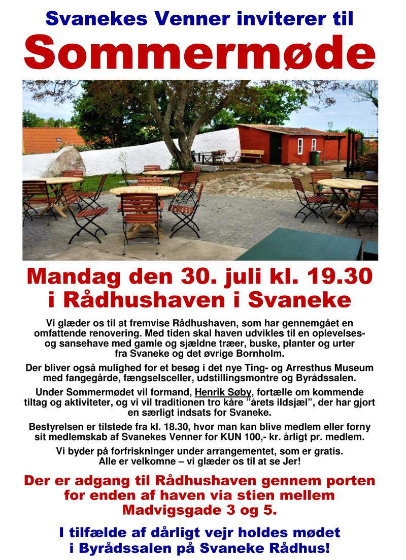 Plakat om Sommermødet 30-07-2018 (1)